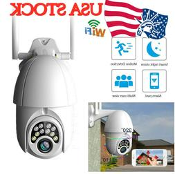 Camera Outdoor WiFi Security Wireless Full Color Mobile Phon