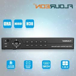 Camera System 8CH 1080P HD HDMI H.264 CCTV Security Video Re
