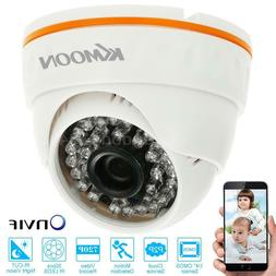KKmoon CCTV Security Camera AHD 720P IR LED Indoor ONVIF IP