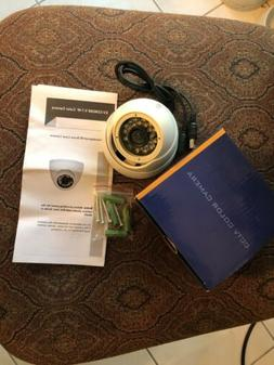 EVERTECH CCTV SECURITY SURVEILLANCE DOME CAMERA MODEL # EV-C
