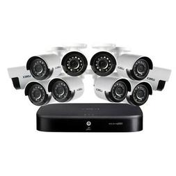 Lorex Df162-a2nae 1080p Hd 16-channel Dvr Security System Wi