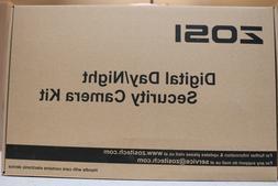 Zosi Digital Security Cameras 4-Pack