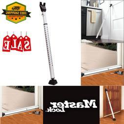 Door Security Bar Lock Entry Barricade Reinforcement Burglar