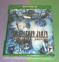 Final Fantasy XV Royal Edition - Xbox One XB1 - New Sealed w