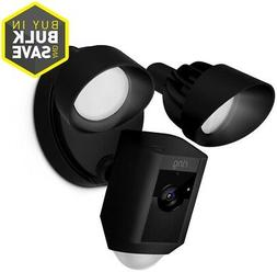 Ring Floodlight Cam Black Digital Wireless Outdoor Security