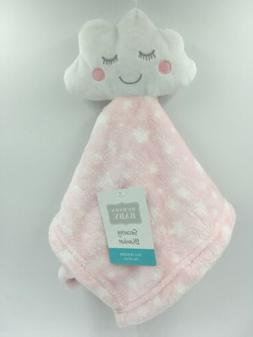 Hudson Baby Girls Security Blanket, Pink, Gift Shower 14 x 1
