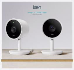 Google - Nest Cam IQ Indoor Full HD Wi-Fi Home Security Came