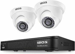 ZOSI H.265+ HD 8CH 1080P DVR Outdoor Day Night CCTV Security