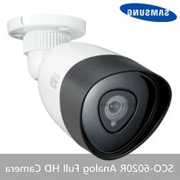 Samsung Hanwha Techwin SCO-6020R Analog Full HD 1080 Securit