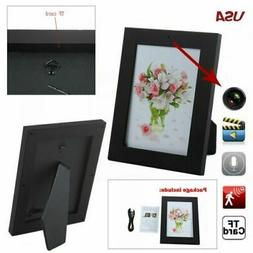 Hidden Camera Photo Frame Home Security Hidden Motion Detect