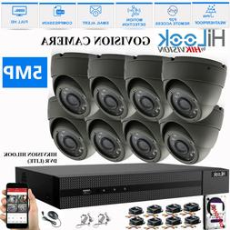 HIKVISION HILOOK CCTV HD 1080P NIGHT VISION OUTDOOR DVR HOME
