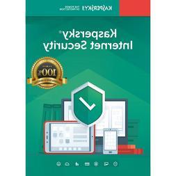 KASPERSKY INTERNET SECURITY 2020 1 PC DEVICE 1 YEAR | BIG SA