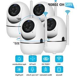 ANRAN IP WiFi 1080P HD Security Camera System Talk Smart PT