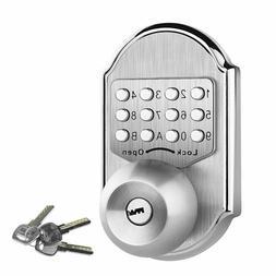 Keyless Mechanical Door Lock Combination Digital Code Higher