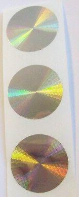 100 SR-c Hologram Product Security Adhesive Sticker Labels S