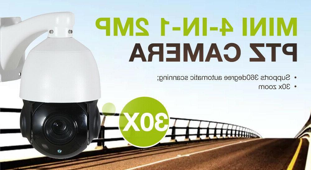1080P PTZ Camera Dome Cam