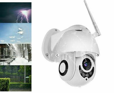 1080P IP Wireless Outdoor Home Security Night Vision