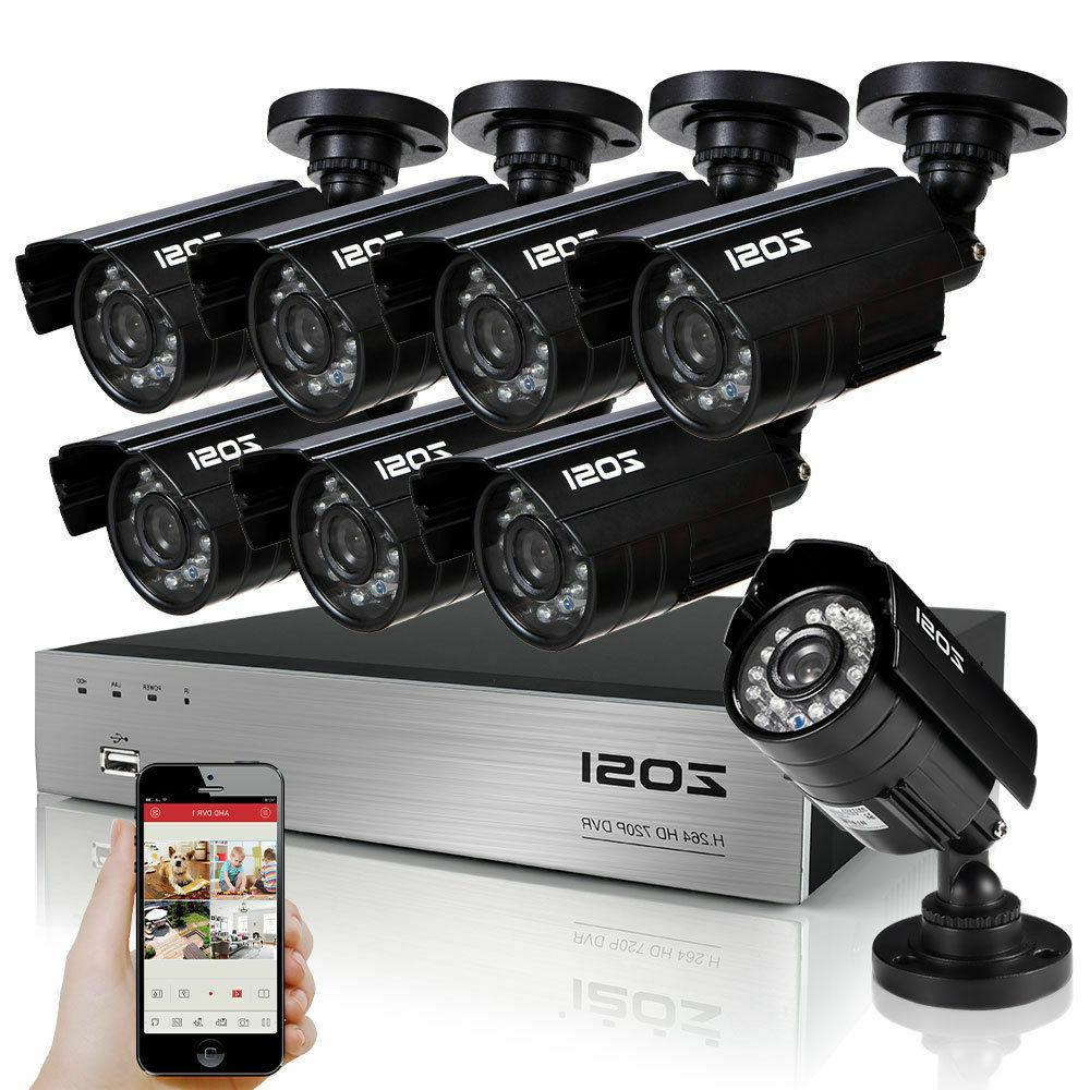 1500tvl outdoor 960h night vision security camera