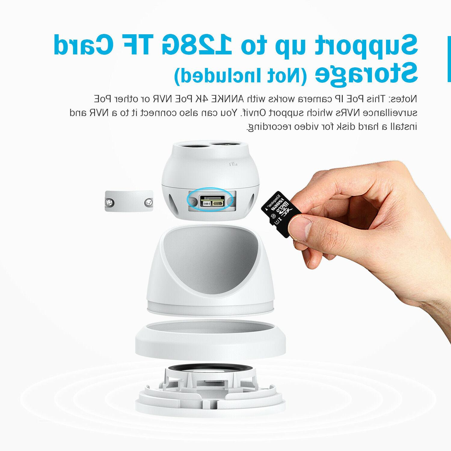 ANNKE POE Outdoor Camera Motion Vision