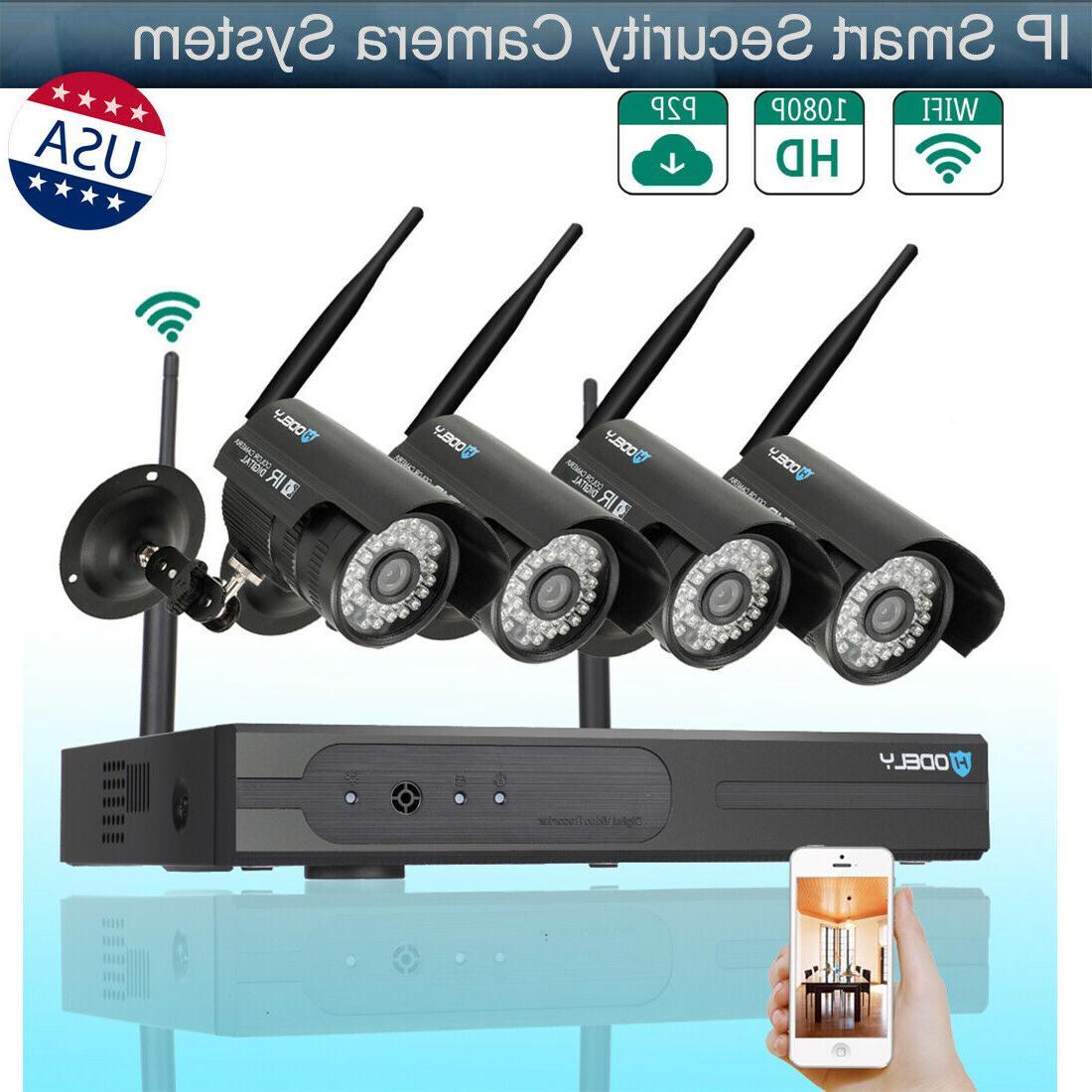 8ch 960p full hd wireless nvr wifi