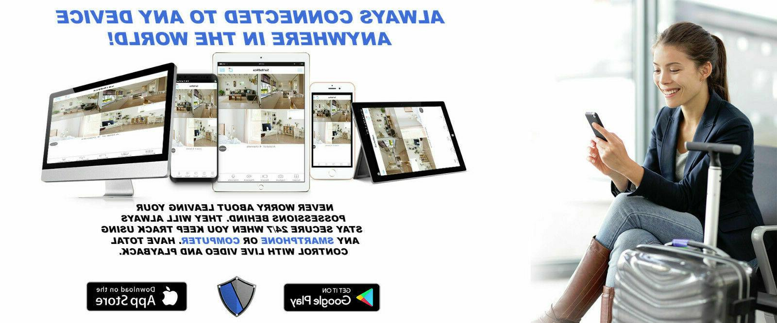 8MP 2160p Ultra 4K Motorized Zoom Dome PoE Security Camera