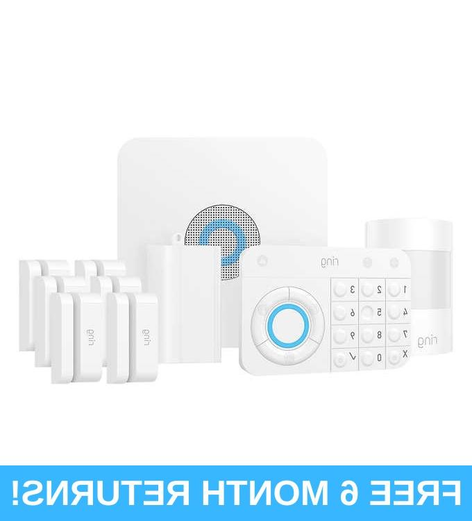 alarm home security system 24 7 professional