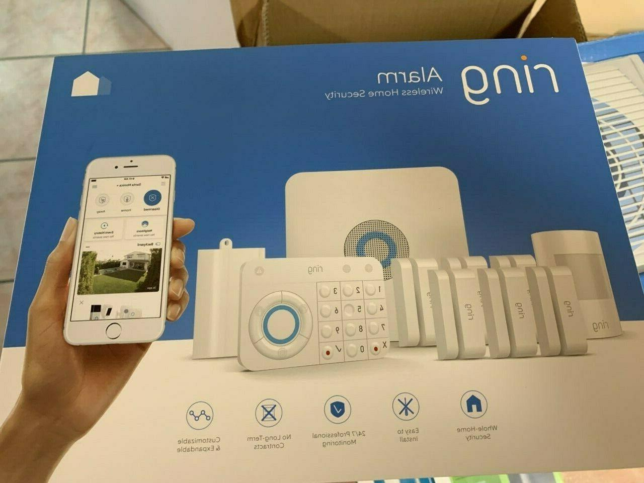 alarm wireless security kit home system 10