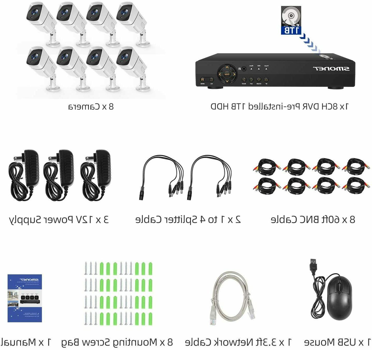 fhd security camera system 8 channel 5