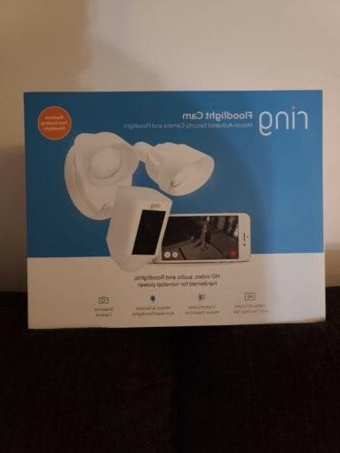 floodlight camera motion activated security camera