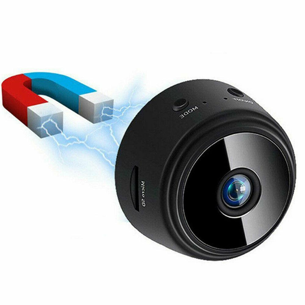Mini Hidden Spy Camera Wifi Home HD DVR