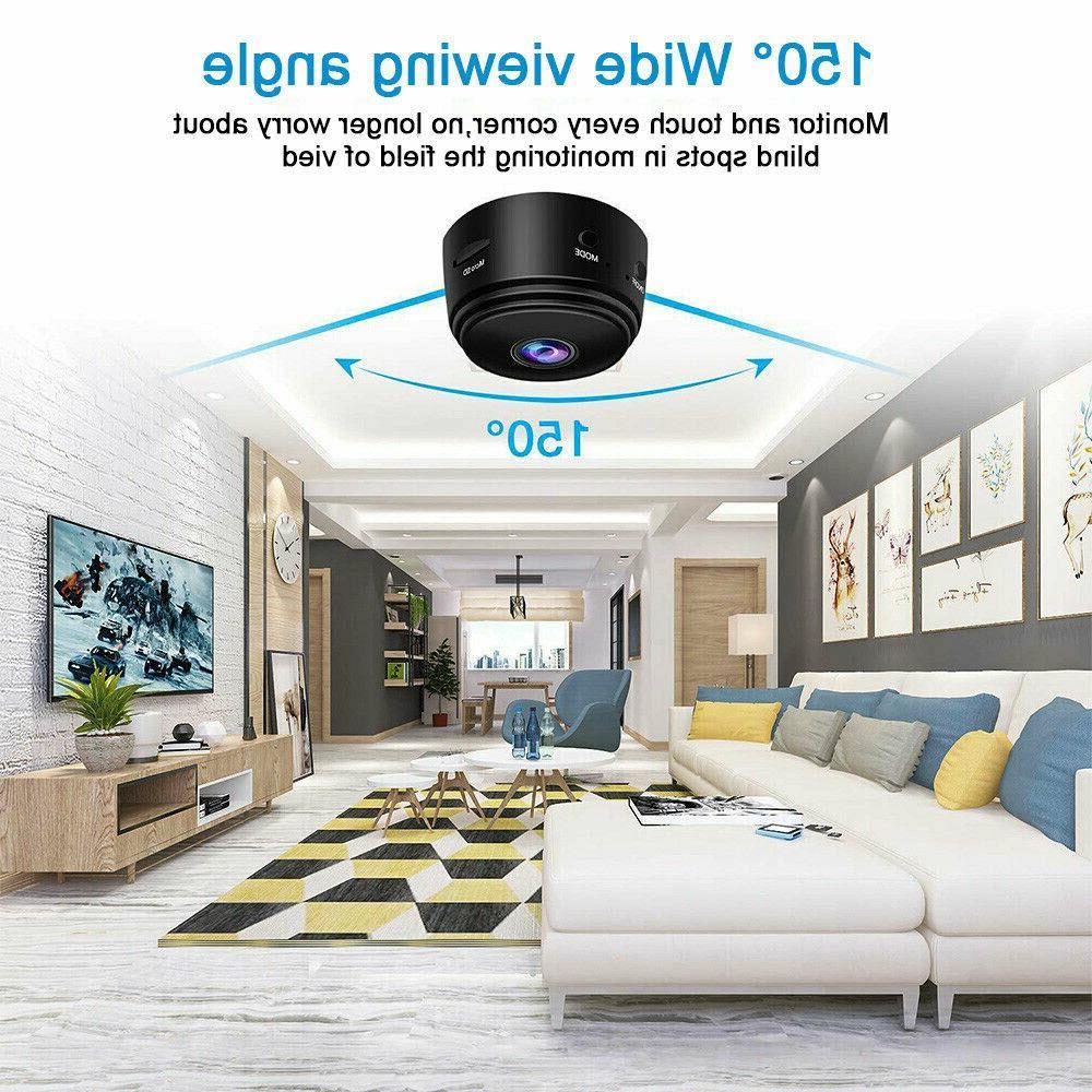 Mini Hidden Wireless HD 1080P Cam