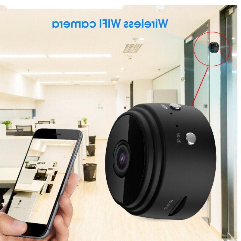 Mini Spy Wireless Wifi IP Security HD 1080P DVR Night