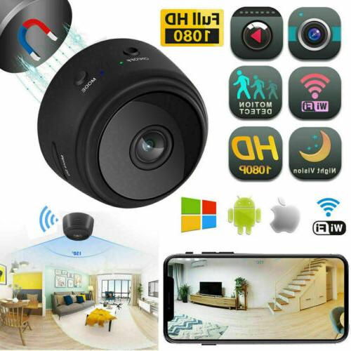 Mini IP Wifi Security HD DVR Night Vision