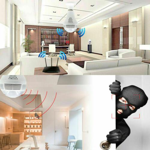 Mini IP Wifi Security Camera HD Vision