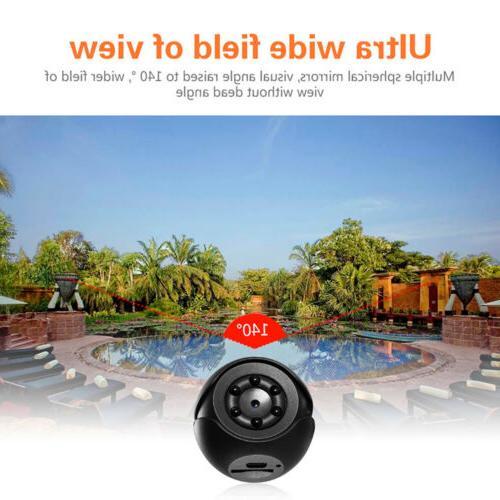 Mini Wireless WIFI IP Camera HD 1080P Home Security Camera Night Vision