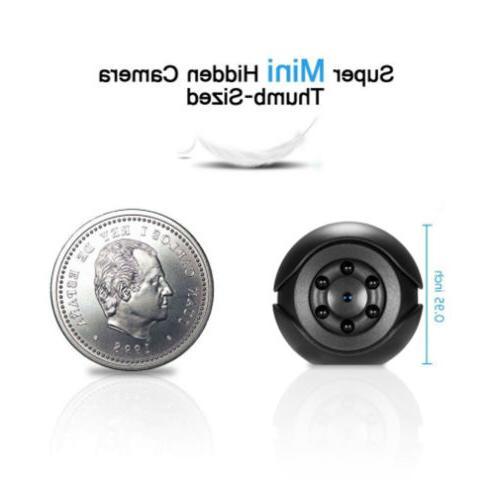 Mini Wireless WIFI Camera 1080P Home Security Vision
