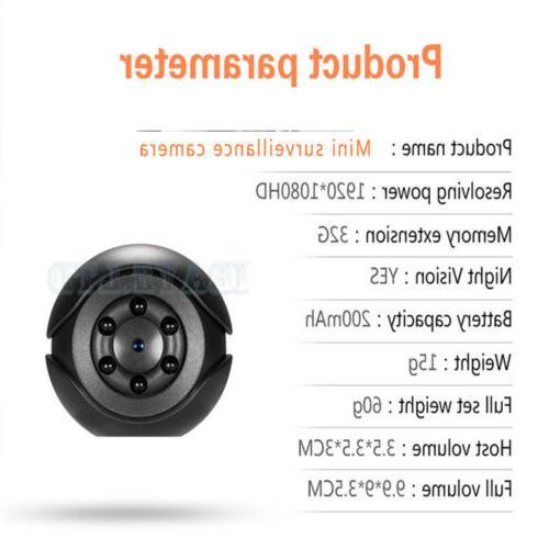 Mini Camera Home Camera Vision