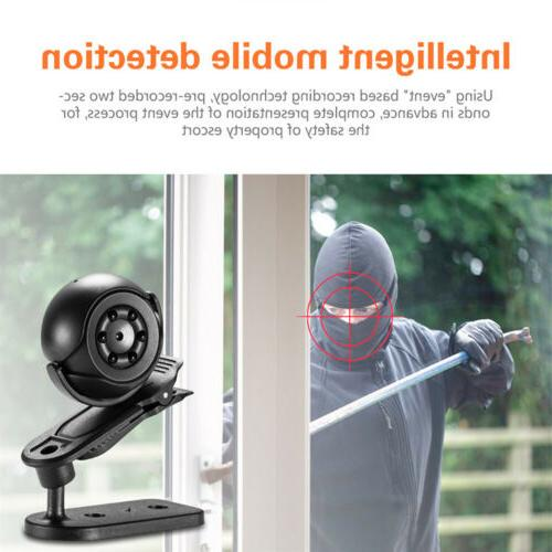 Mini Wireless IP Camera 1080P Home Vision