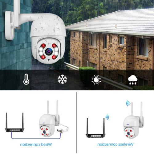 KERUI Security Wireless 2MP PTZ WIFI Cam