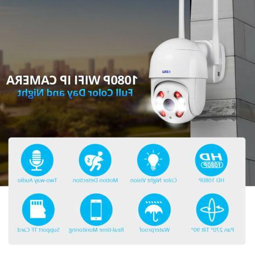 KERUI Wireless Waterproof 2MP PTZ Cam