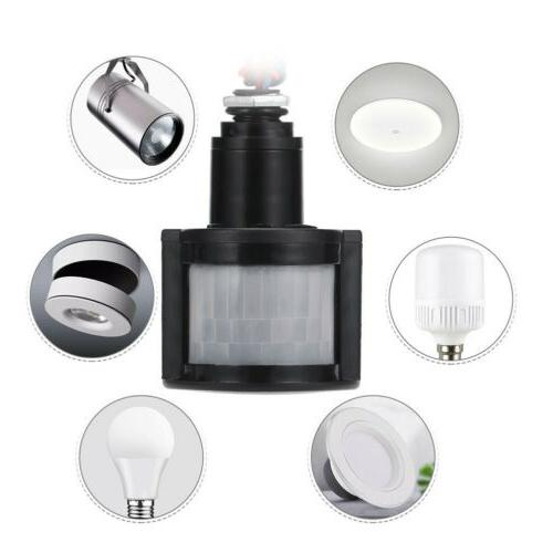 LED Security PIR Motion Outdoor Wall Light