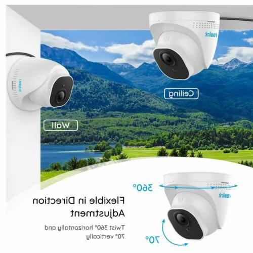 Reolink 5MP Dome Surveillance Waterproof RLC-520