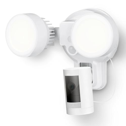 ring floodlight charger mount for ring stick