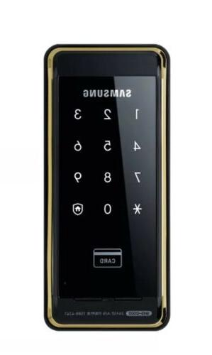 shs d530 d500 digital door lock keyless