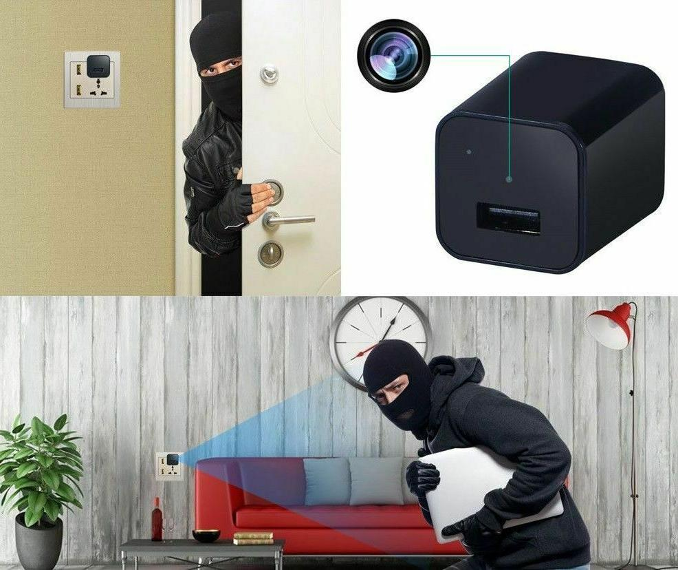 Surveillance Spy Hidden HD1080P