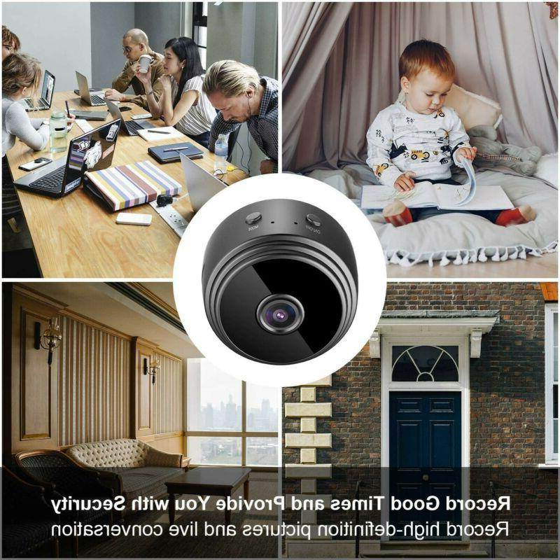 Wifi IP Home Security HD 1080P Vision Remote
