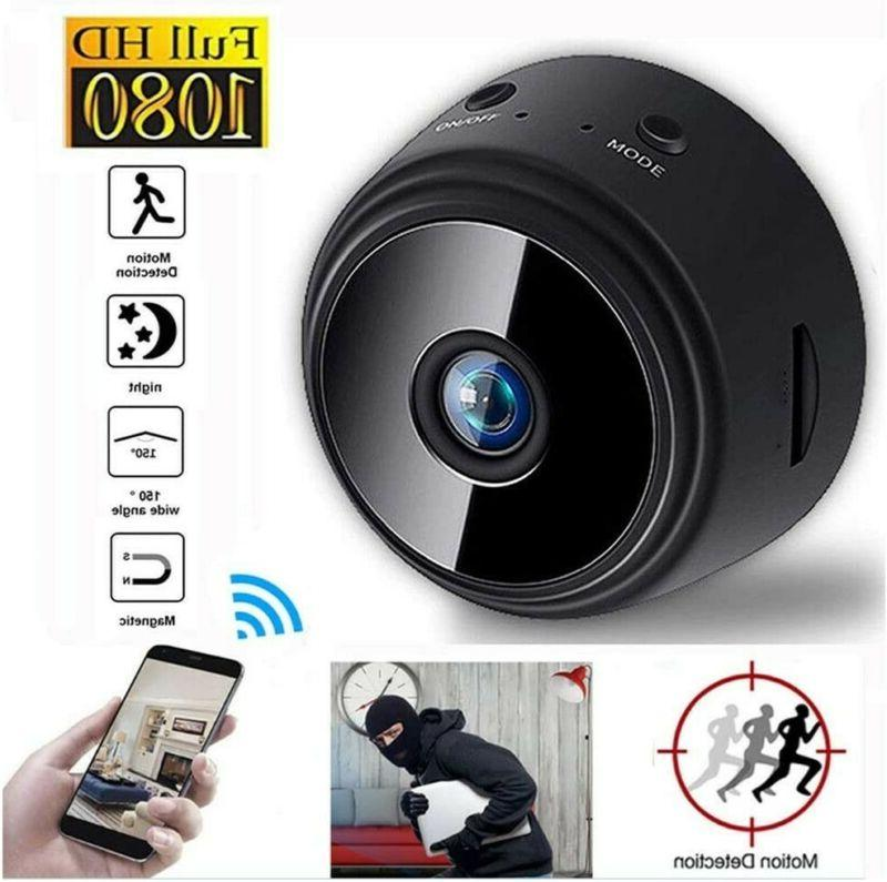 Wifi IP Home Security HD 1080P DVR Night Vision Remote