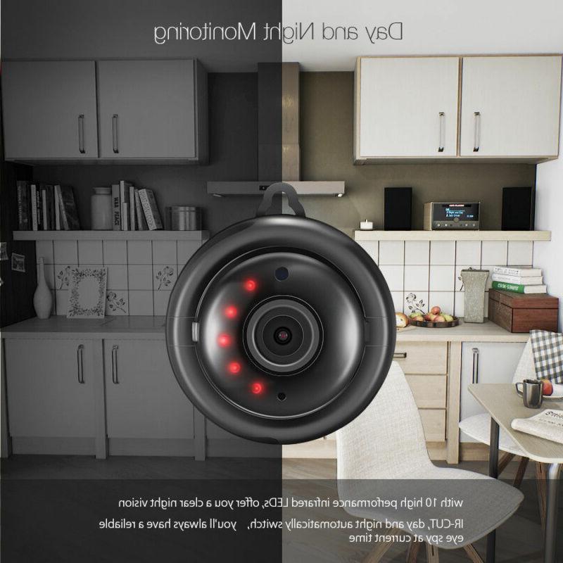 Wireless Camera HD 1080P Smart Home Security Camera Vision