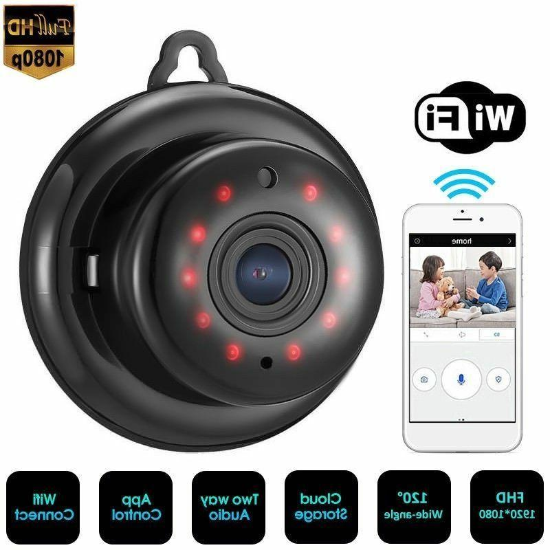 Wireless Camera HD 1080P Home Camera Night Vision