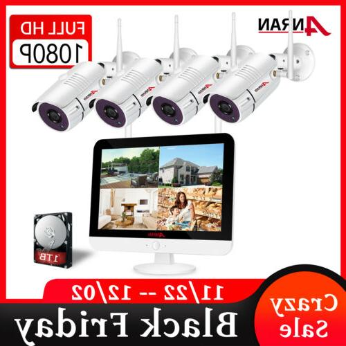 wireless security system 4ch